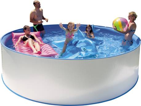 "Piscine ""Splash pool"" - Ø 4.6 × 0.9 m"