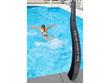 """Water trainer """"Phelps"""" - Entraîneur de piscine - Gris"""