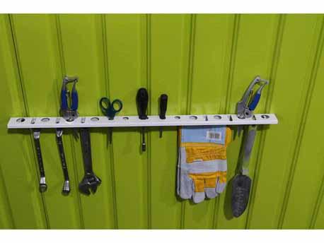 Étagère pour Abri - outils 70 x 5 cm