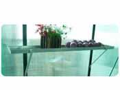 Etagère serre de jardin - 95 x 16 cm