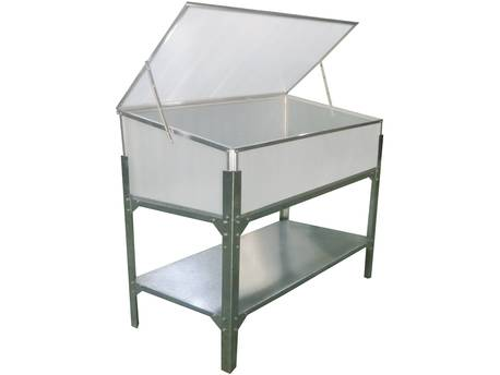 Serre chassis Polycarbonate