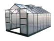"Serre jardin polycarbonate ""Dahlia"" Vert Sapin 13,29 m²"