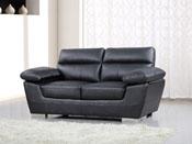Canapé cuir reconstitué/PVC