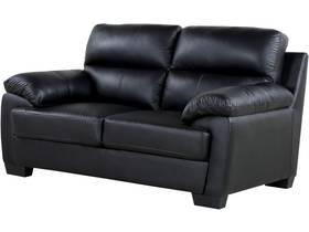 Canapé cuir et PVC