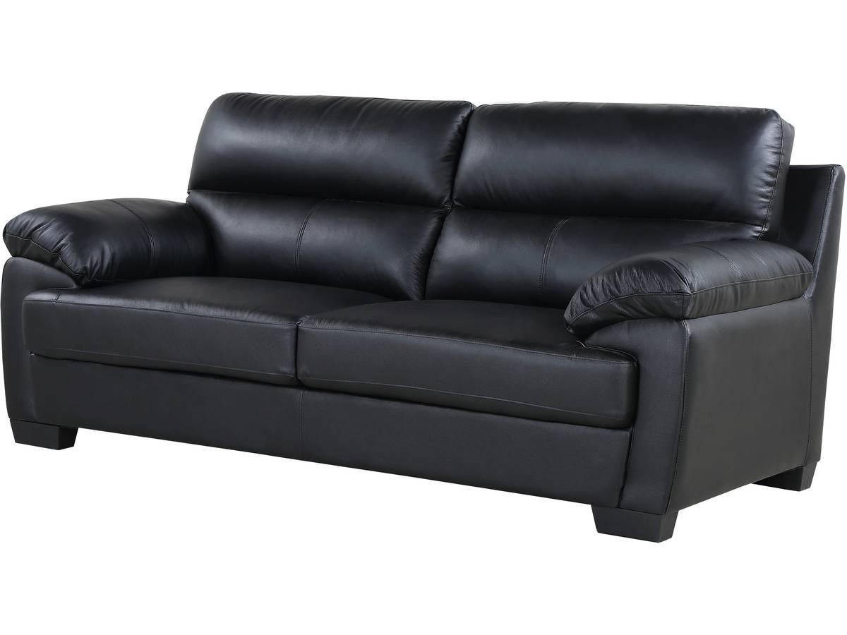 Canapé cuir PVC