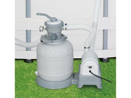 Groupe filtration à sable - ST1100 - 4.1 m3/h