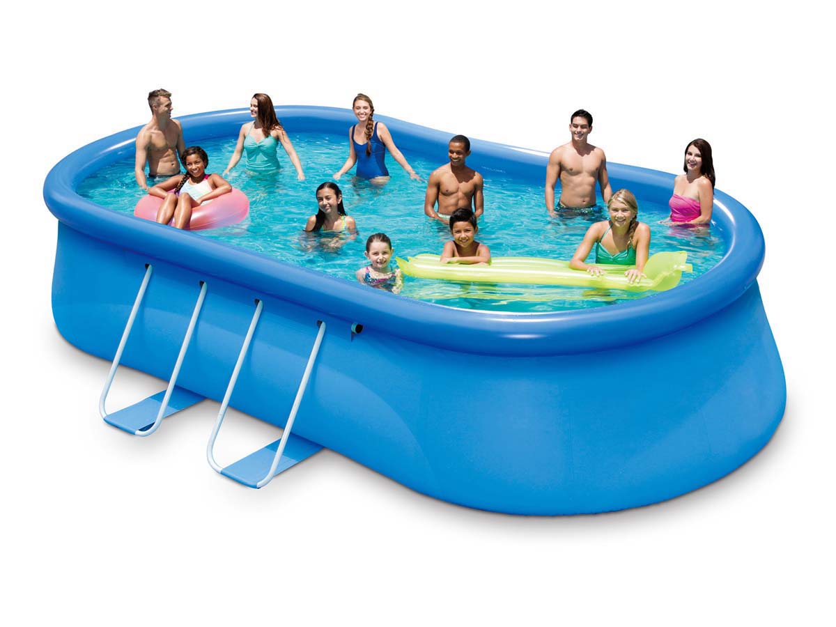 Piscine hors sol for Piscine auto portante
