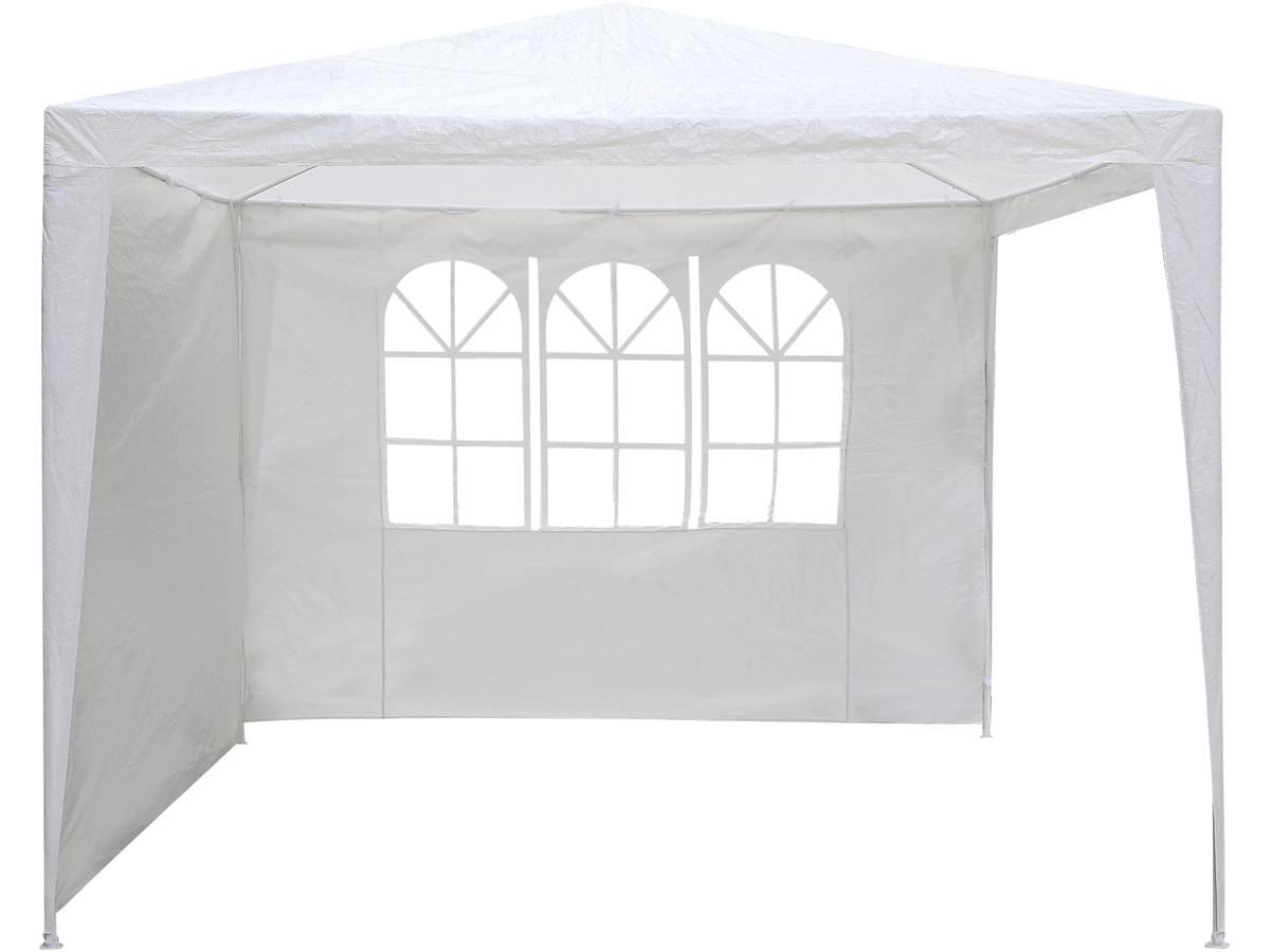 Tonnelle Kiosque De Jardin toile de tente de réception - cloison de gazebo - 280 x 192