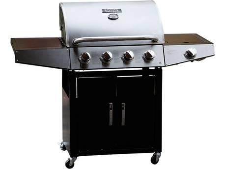 """Barbecue gaz """"Party 5"""" - 5 Brûleurs dont 1 latéral - 15.2 kW"""