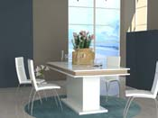 "Table repas extensible ""Athena"""