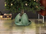 Pied de sapin de Noël - Vert