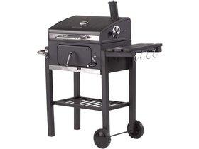 """Barbecue charbon de bois """"Baronne"""" - Noir"""