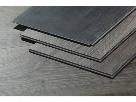 Lames de sol PVC clipsables- 3.3 m² - 4 mm - Bois gris