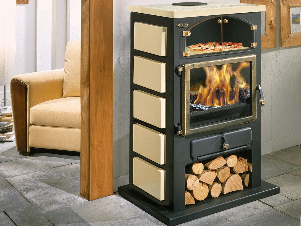 po le bois en fonte acier chamonix xxl 37282 37785. Black Bedroom Furniture Sets. Home Design Ideas