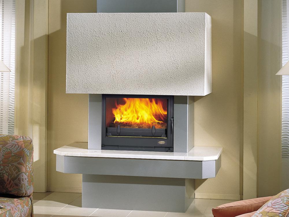 insert bouilleur bois en fonte acier 37284. Black Bedroom Furniture Sets. Home Design Ideas
