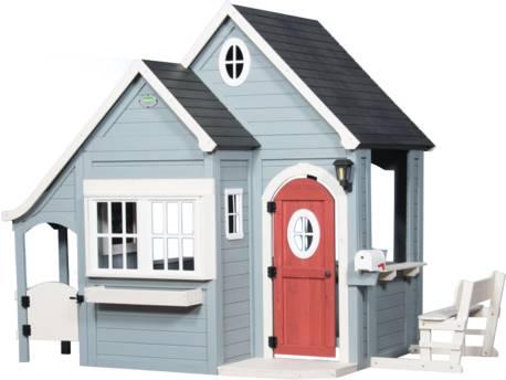 """Maisonnette en bois """"Spring Cottage"""" - 1.71 x 2.79 x (H) 2.22 m"""