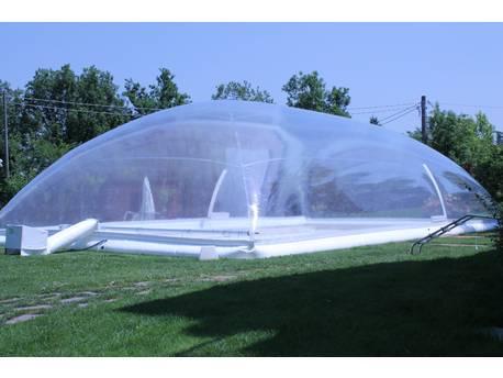 Abri de piscine for Dome piscine prix