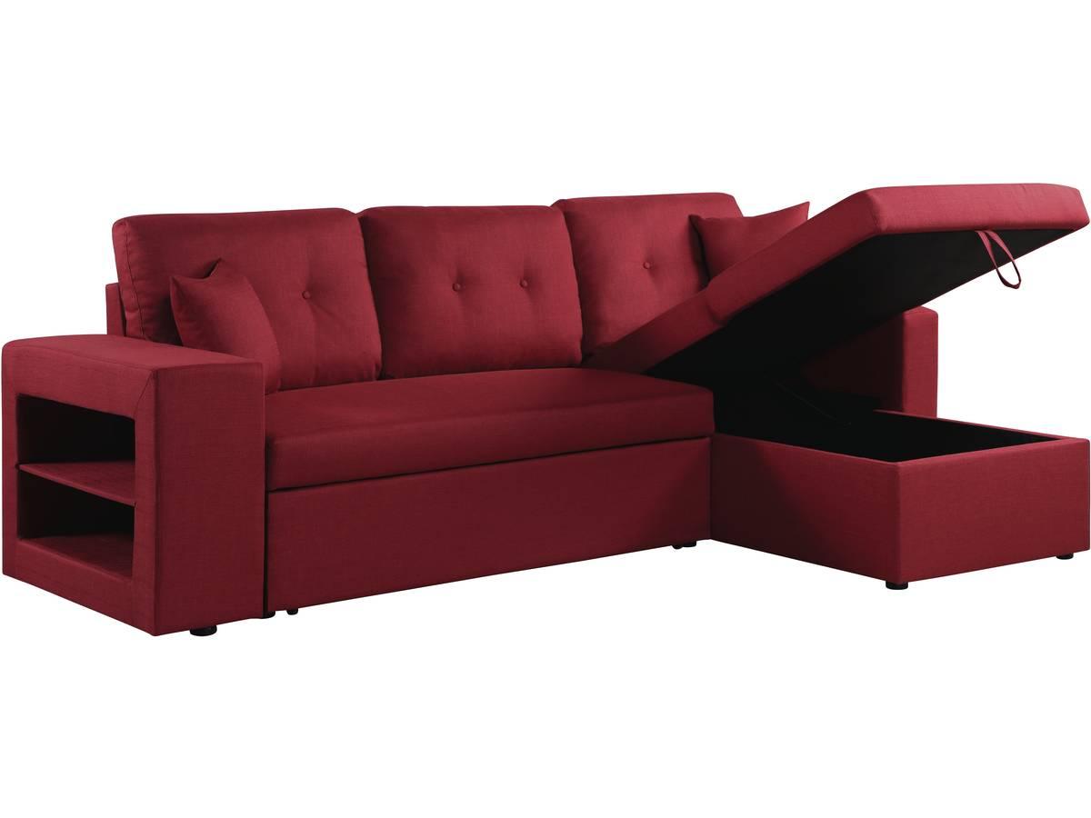 Canapé d'angle convertibleréversible