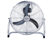 "Turbo ventilateur ""Louisiana"" Ø 45 cm -  chromé"