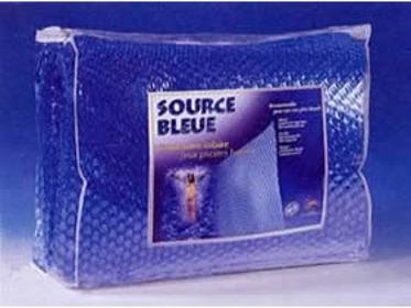 Bâches été - Couverture été à bulles pour piscine ronde - 180 microns - 5.50 m