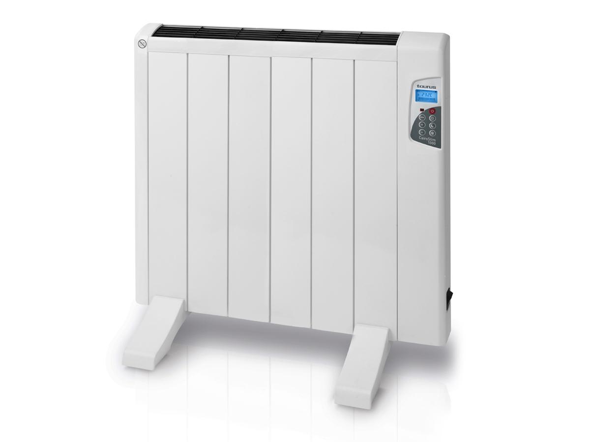 radiateur inertie s che cairo slim 1000 1000 w 78918. Black Bedroom Furniture Sets. Home Design Ideas