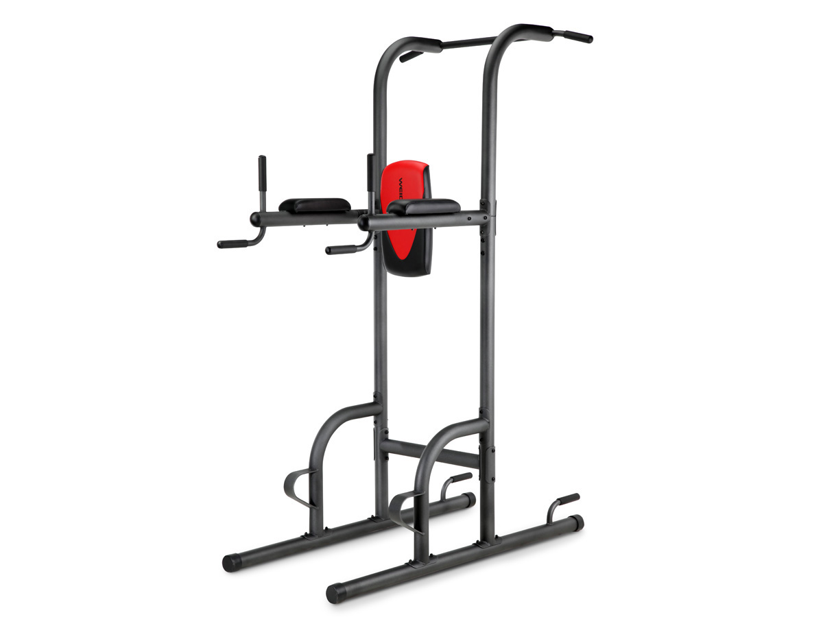 Appareil de musculation weider power tower 80312 - Banc de musculation number one ...