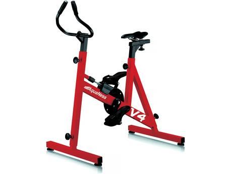 """Aquabike V4 """"Vicky"""" - Rouge"""