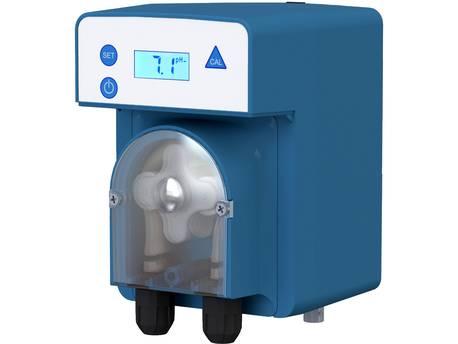 """Régulateur autonome de pH """"Star pH"""" - Volume < 120 m3 - 15 x 19 x 30 cm - Bleu"""
