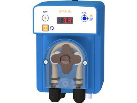 """Régulateur autonome de pH """"Star 20 pH"""" - Volume < 120 m3 - 15 x 19 x 30 cm - Bleu"""