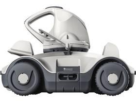"""Robot piscine rechargeable sans fil """"Manga X"""" - 50 x 35.5 x 35.5 cm - Gris"""