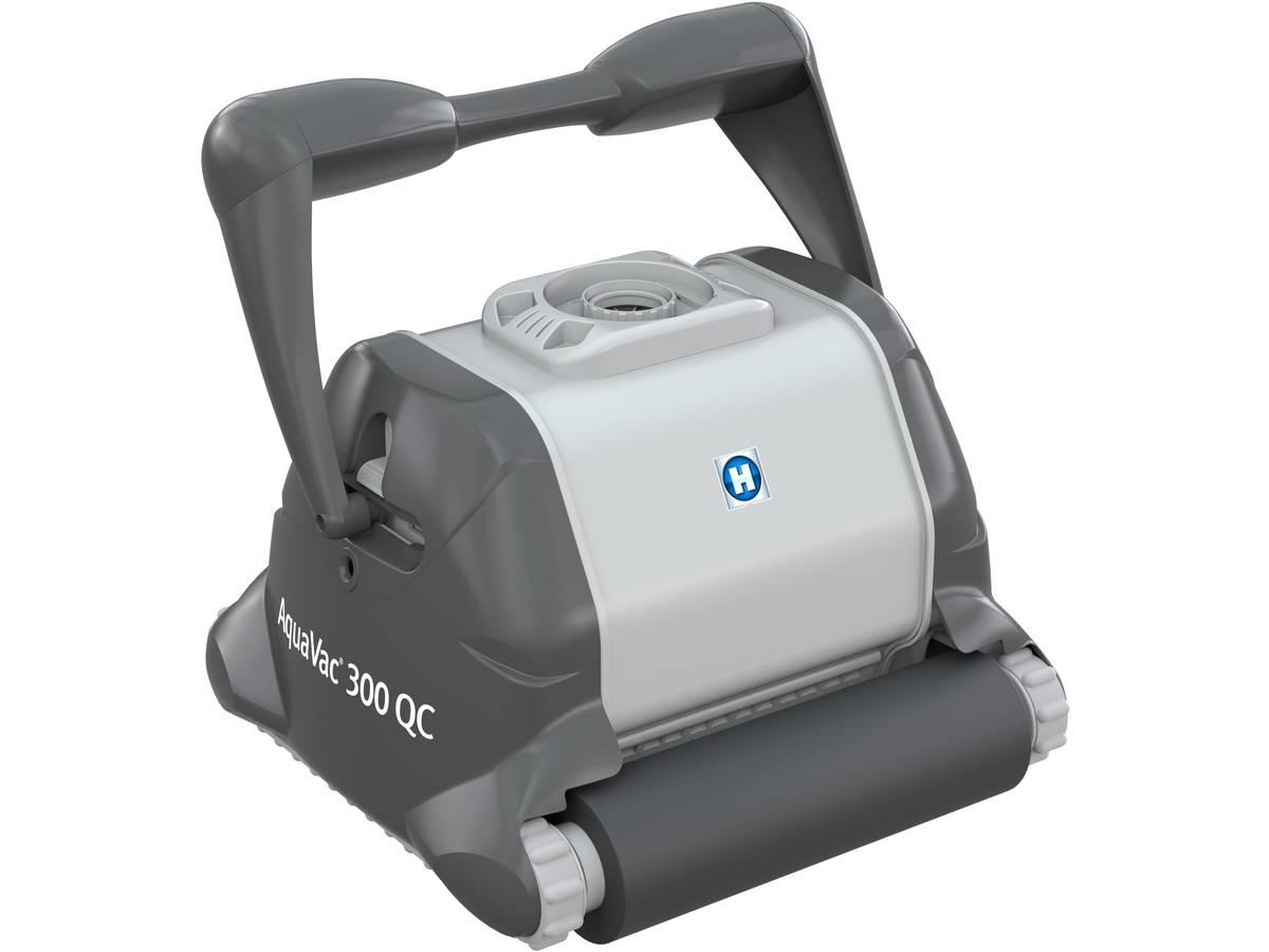Robot de piscine électrique AQUAVAC 300 MOUSSE QC pour