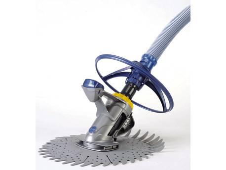"Robot piscine hydraulique Zodiac ""R3 27/P"" - 23 x 43 x 107 cm - Bleu"