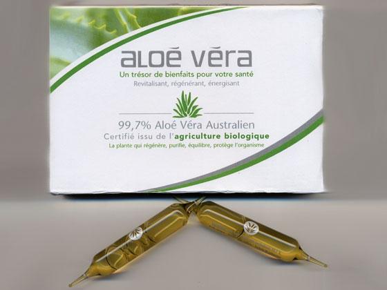 Aloe Vera Forever Carte De Visite