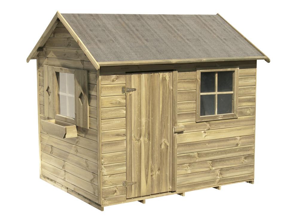 cabane enfant bois libellule 58642. Black Bedroom Furniture Sets. Home Design Ideas