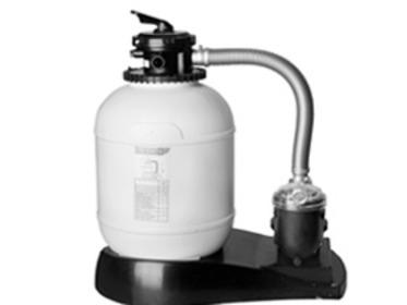 """Filtration piscine monobloc - Sable - """"D400"""" - 6 m3/h"""