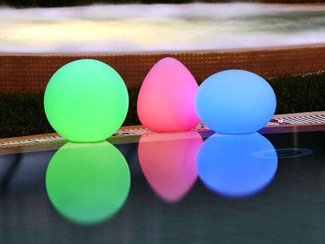 "Luminaire Starlight ""Sirio rond"" -  Lumières LED multicolores"