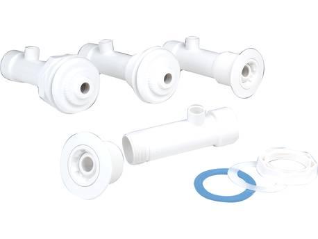 Kit hydromassage pour piscine liner