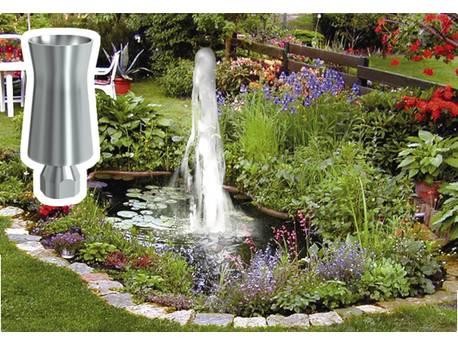 "Fontaine lumineuse ""Plug & Play - Effet Cascade"" - Pour bassin d"