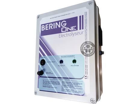 """Electrolyseur électromécanique au sel """"Bering One"""" - 22.5 x 13 x 30 cm - 90 m3"""