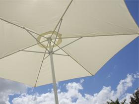 Parasol de jardin