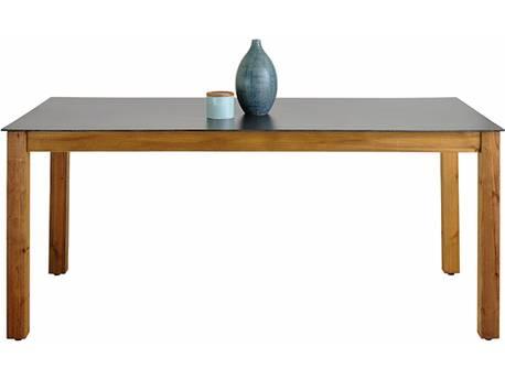 """Table de jardin """"Neliö"""" - Bois"""
