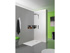 "Receveur rectangulaire ""Kinesurf"" - Blanc - 160 x 70 cm"