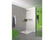 "Receveur carré ""Kinesurf"" - Blanc - 80 x 80 cm"