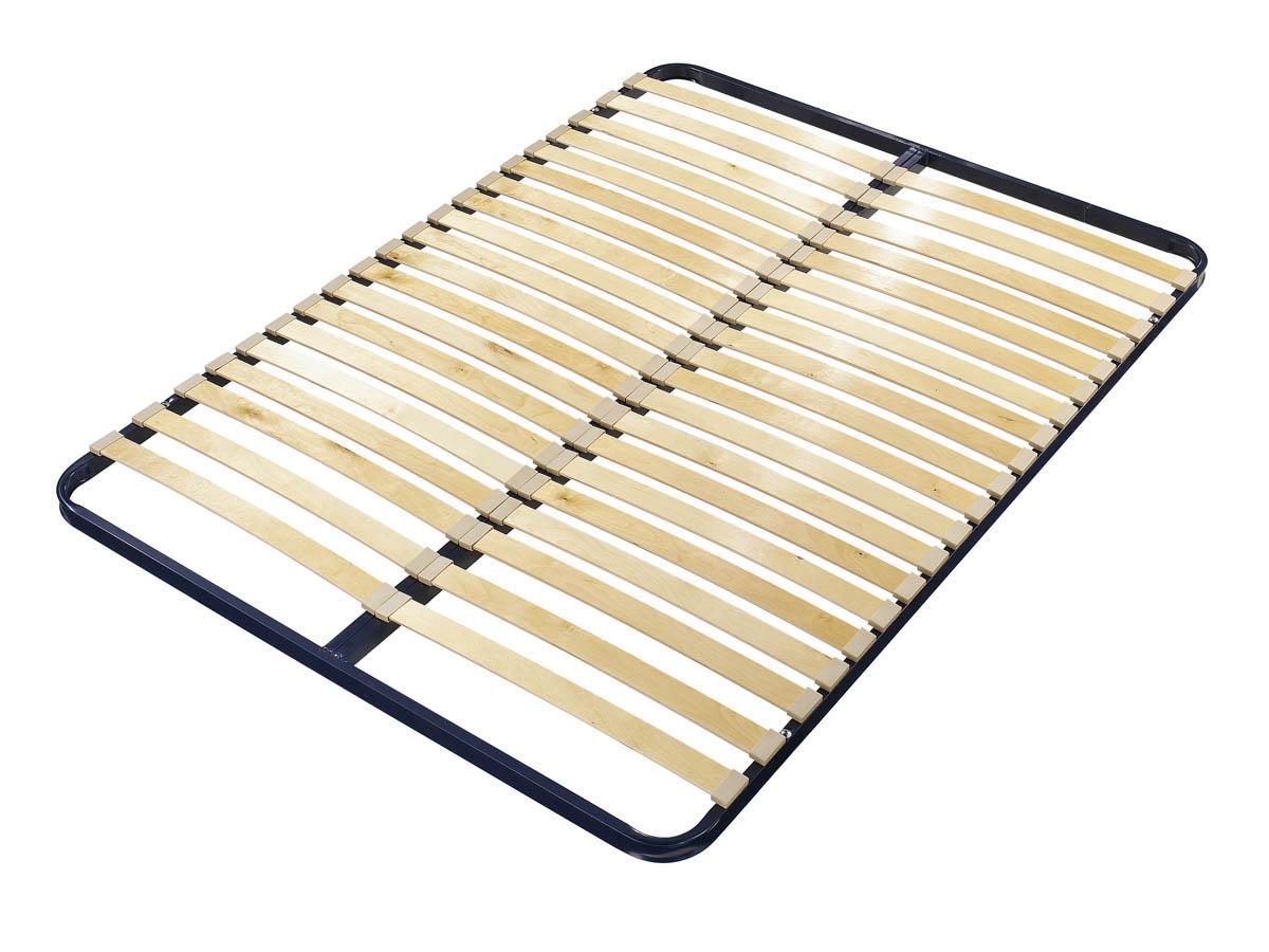 prix sommier lattes 140x190 top sommier dcor naturel xcm. Black Bedroom Furniture Sets. Home Design Ideas