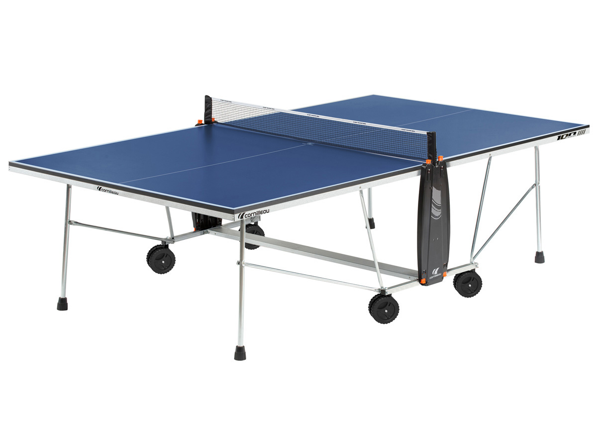 table ping pong int rieur 100 indoor bleu 90295. Black Bedroom Furniture Sets. Home Design Ideas
