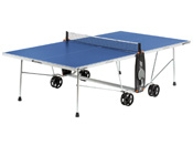 "Table ping pong extérieur ""100 S Crossover"" - 274 x 152 x 76 cm"