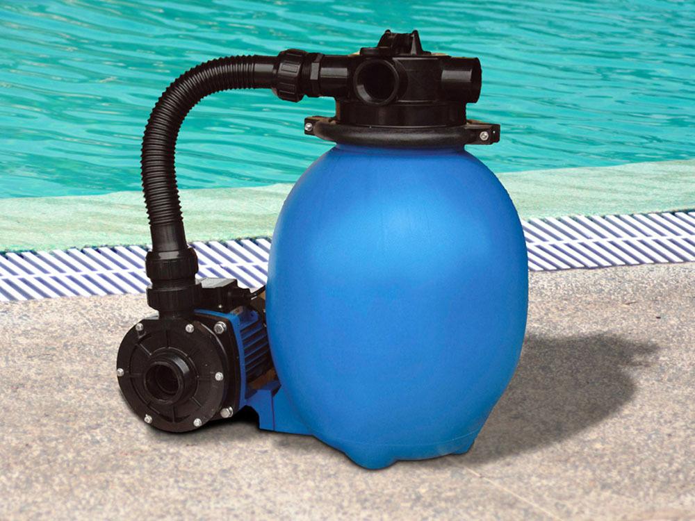 filtration  u00e0 sable 12 u0026quot  pvc - 4 v - 4 m3  h