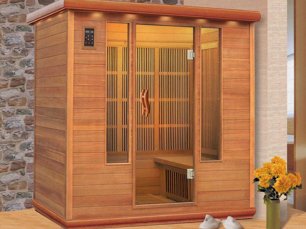 Avis sauna infrarouge interesting kit sauna sauna - Avis sauna infrarouge ...