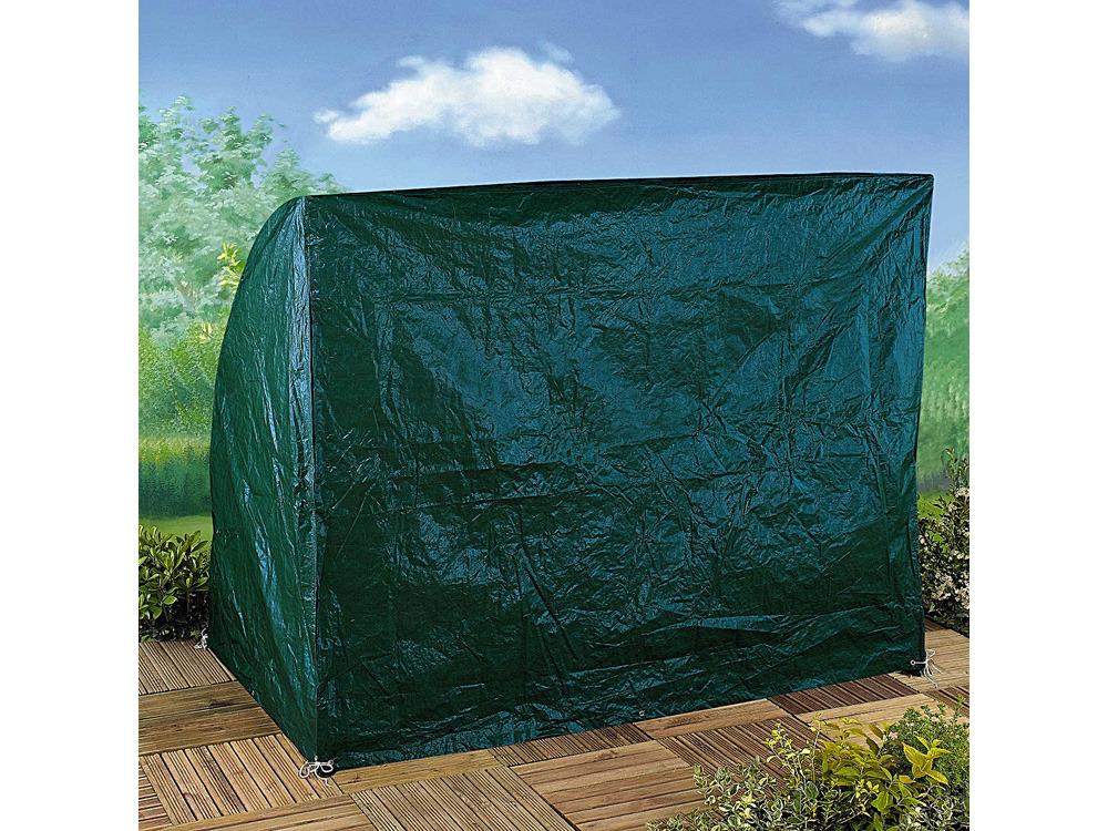 housse pour balancelle 3 places 220 x 150 x 170 cm 22524. Black Bedroom Furniture Sets. Home Design Ideas