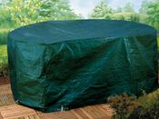 Housse premium pour salon de jardin - Rectangulaire - 215 x 173 x 89 cm